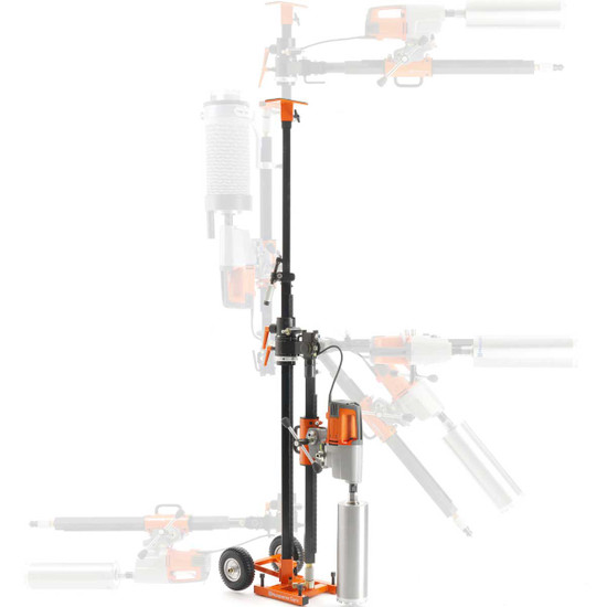 Husqvarna DS50 Gyro Telescope Stand for Concrete Core Drills