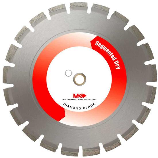 MK-699D Premium Asphalt & Green Concrete Diamond Blade