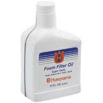 Husqvarna Foam Filter Oil