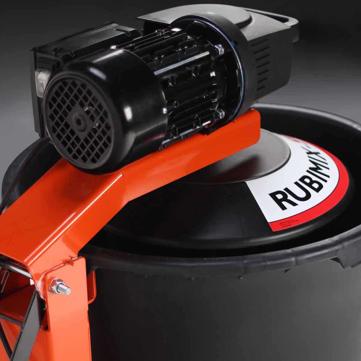 Rubimix-50N Mortar Mixer transport