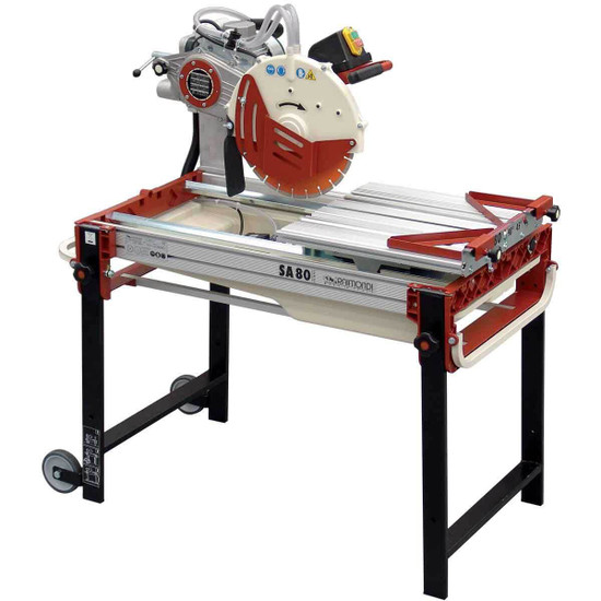 raimondi 14in brick and block saw