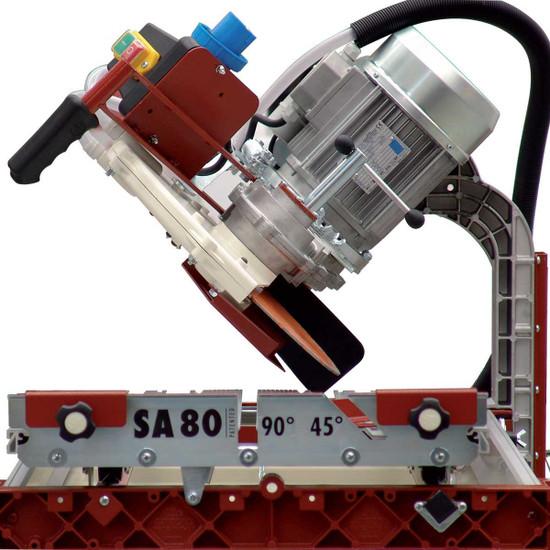 Raimondi SA80 45 Angle Adjustable Cutting Head