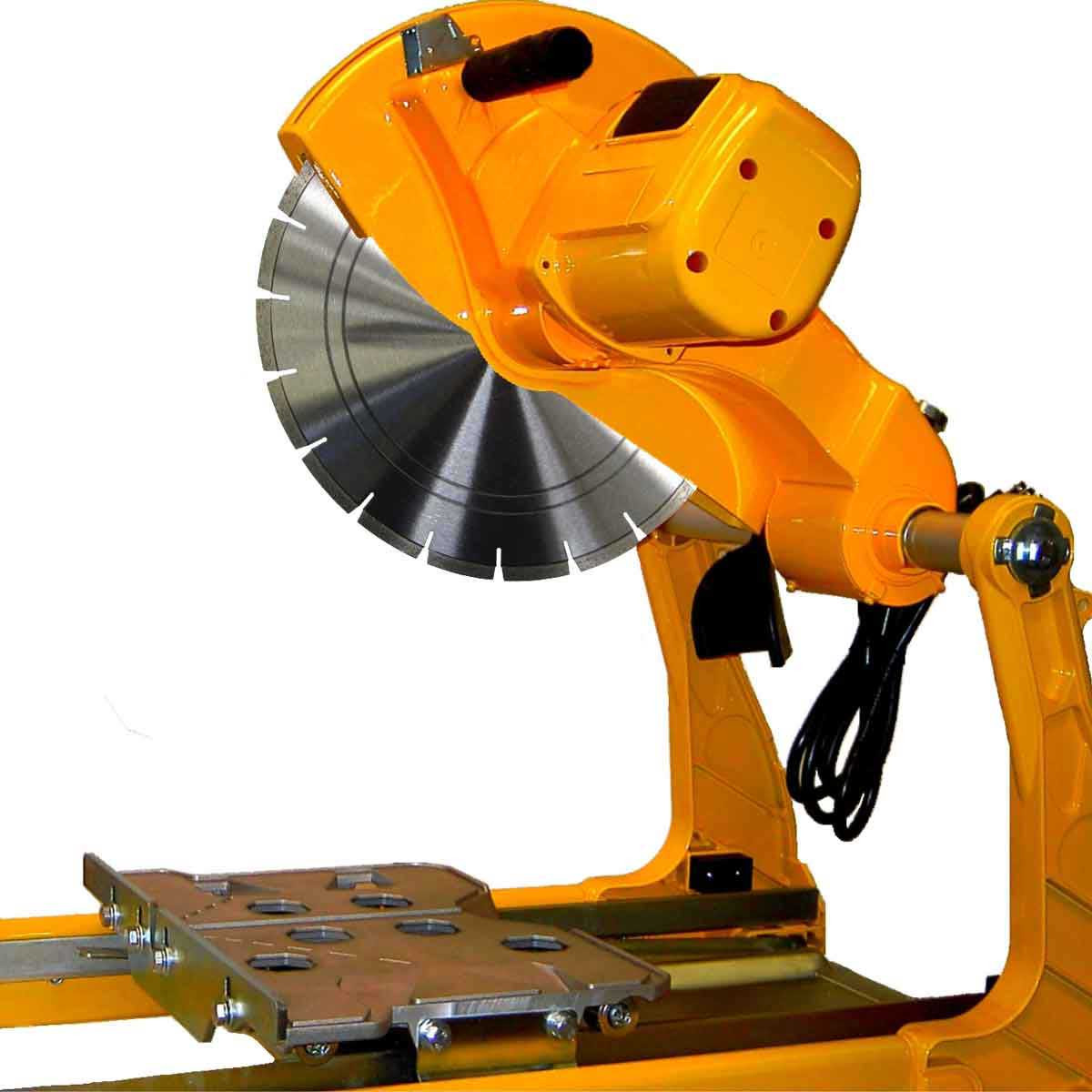 multiquip compact 14in masonry saw