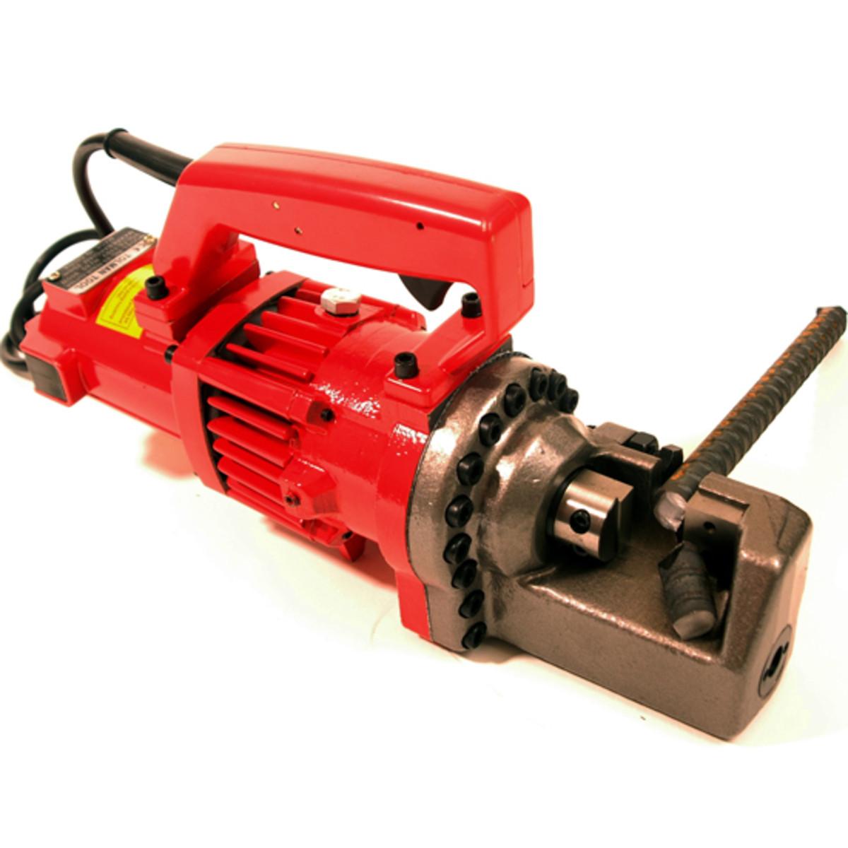 tolman rc 20 electric hydraulic rebar cutter contractors direct. Black Bedroom Furniture Sets. Home Design Ideas