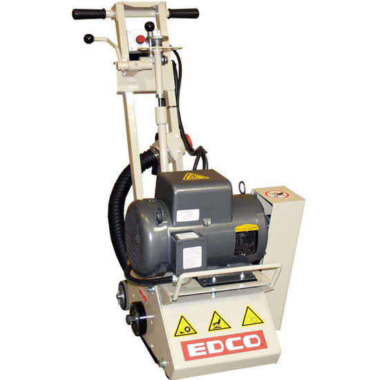 Edco CPM-8 Walk Behind Electric Scarifier