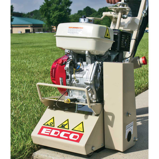 Edco CPM-8 Gas Powered Scarifier for Outdoor Use