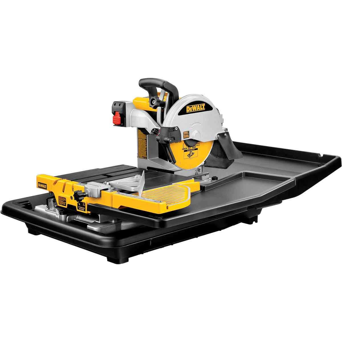 Dewalt D24000 wet tile saw