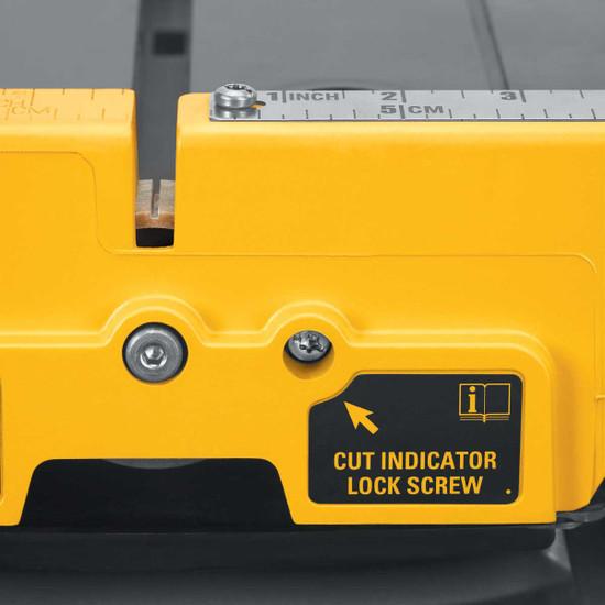 Dewalt D24000 cutting table lock screw