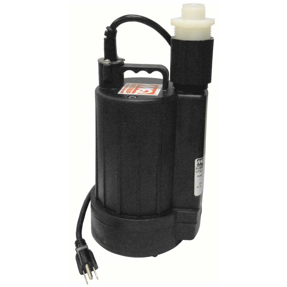 Multiquip Yellow Sub Submersible Pump 110V