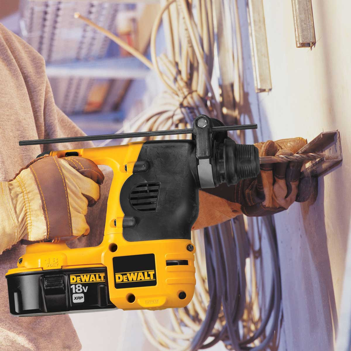 Dewalt 36 Volts SDS Plus hammer