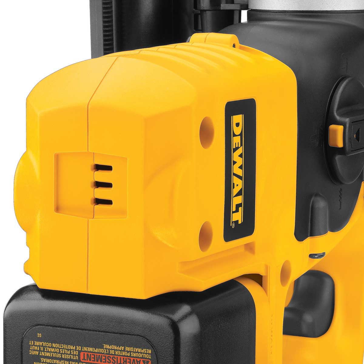 Dewalt DC212KA Heavy-Duty SDS Plus
