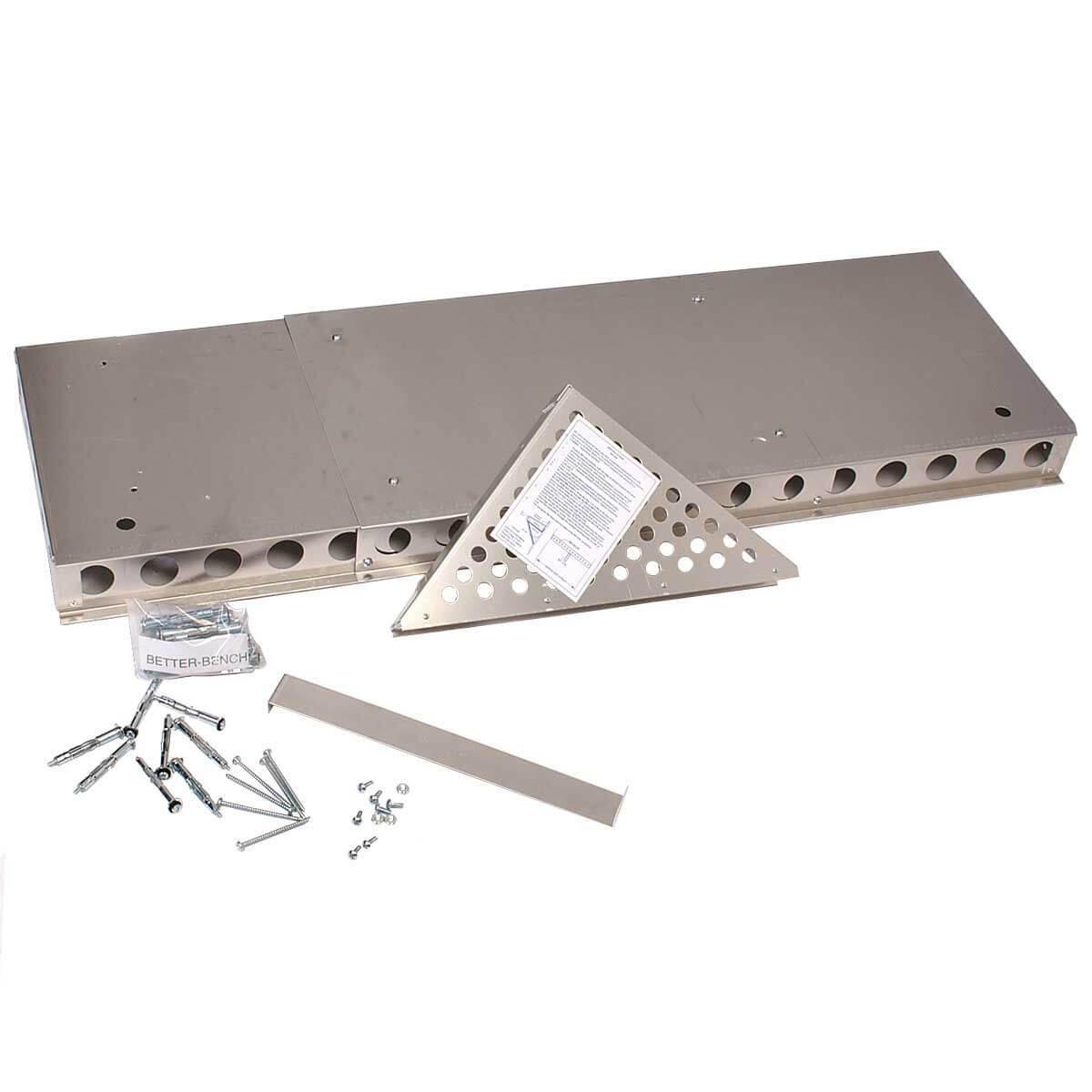 Innovis Better-Bench Floating Shelves. Contractors Direct.