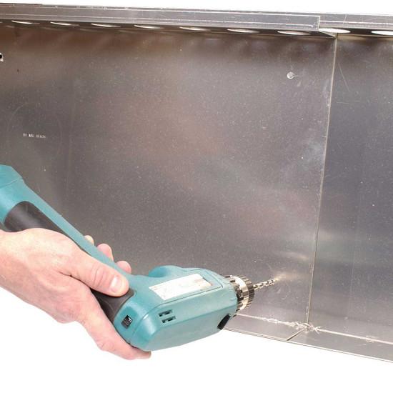 Installing Floating Shower Bench