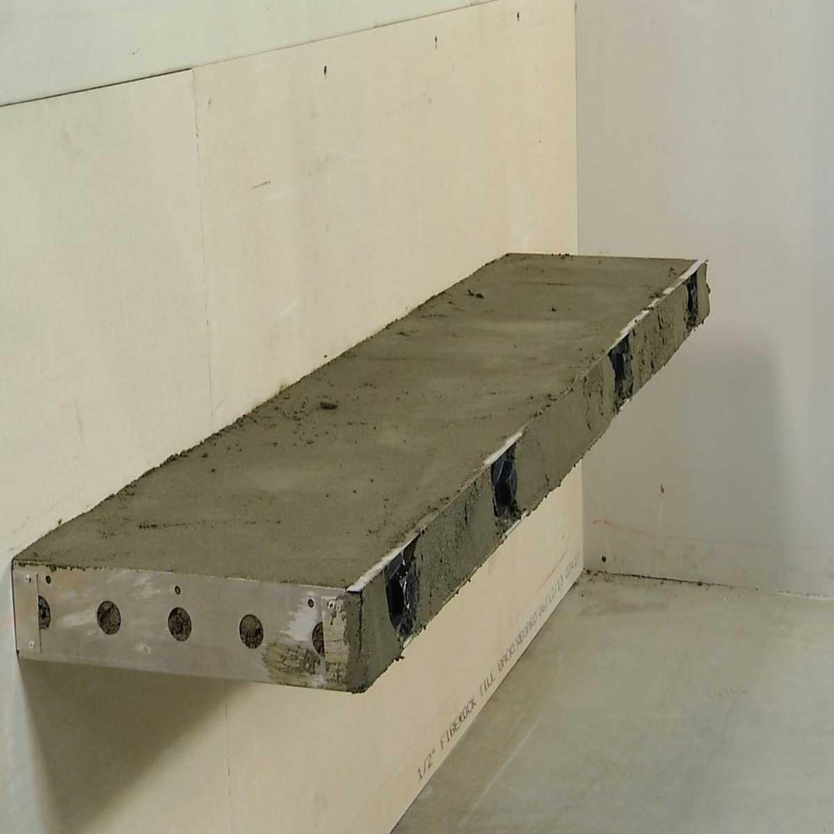 Innovis better bench floating shelves contractors direct
