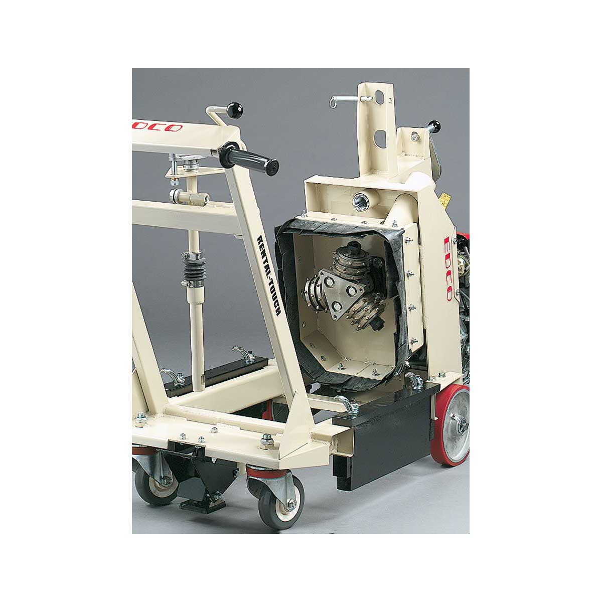Edco Traffic Line Remover Cutter Assembly  Contractors Direct
