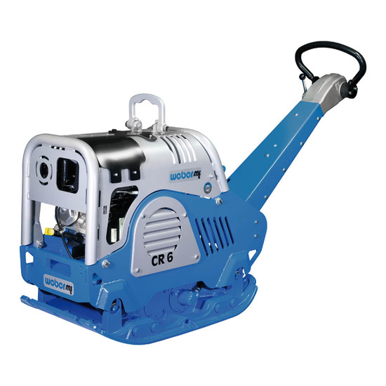Weber mt CR6 Reversible Soil Compactor