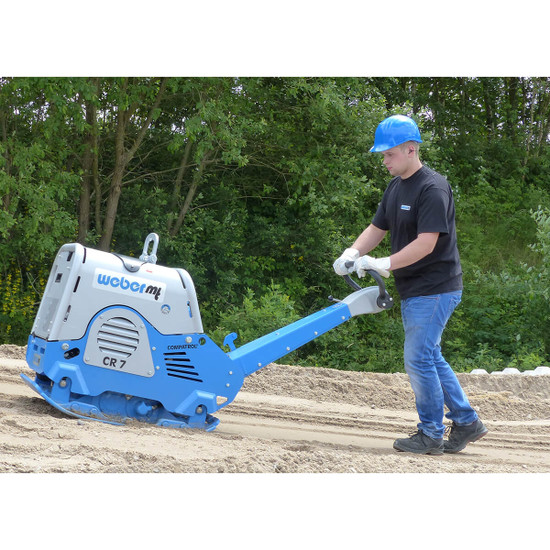 Uphill Weber mt CR7 Soil Compaction