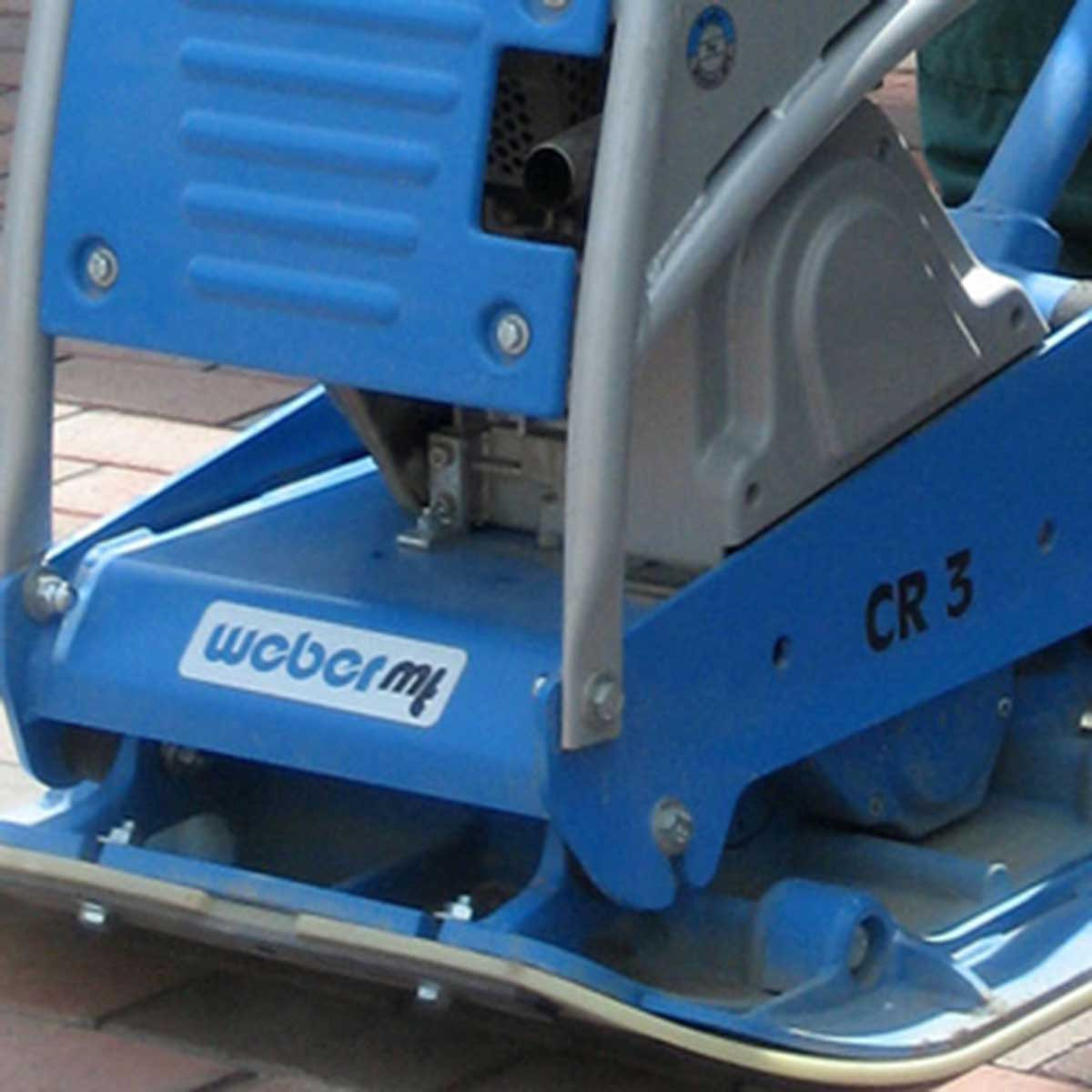 Weber mt CR Poly Pads Paver Protect