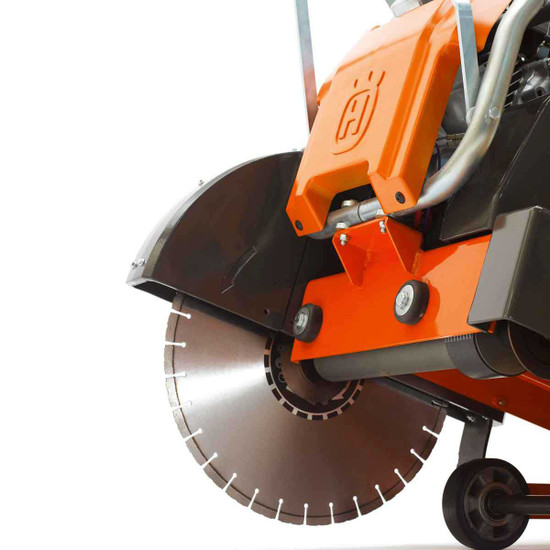 Husqvarna FS 500 Saw with Diamond Blade