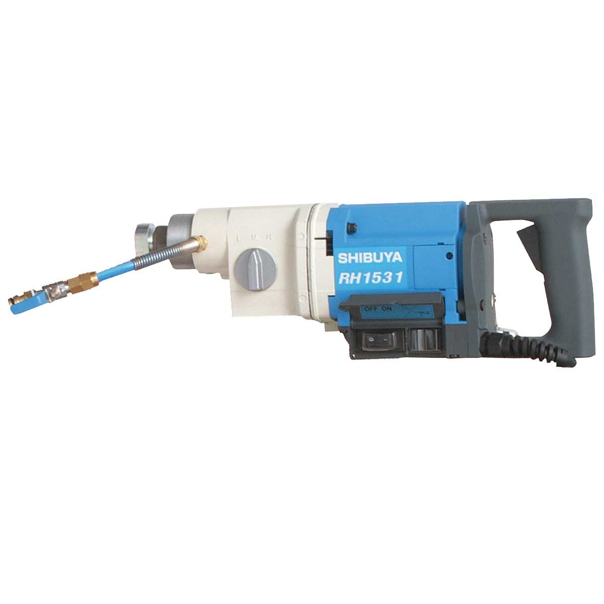 Diteq Shibuya Blu-Drill hand drill
