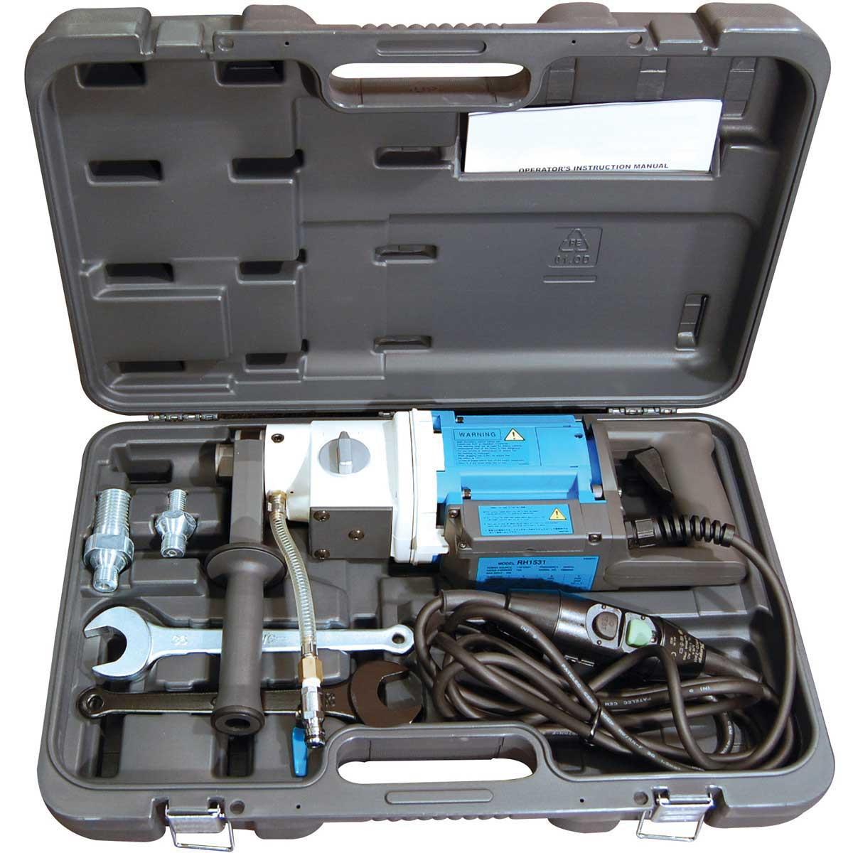 Diteq Shibuya RH1531 drill case