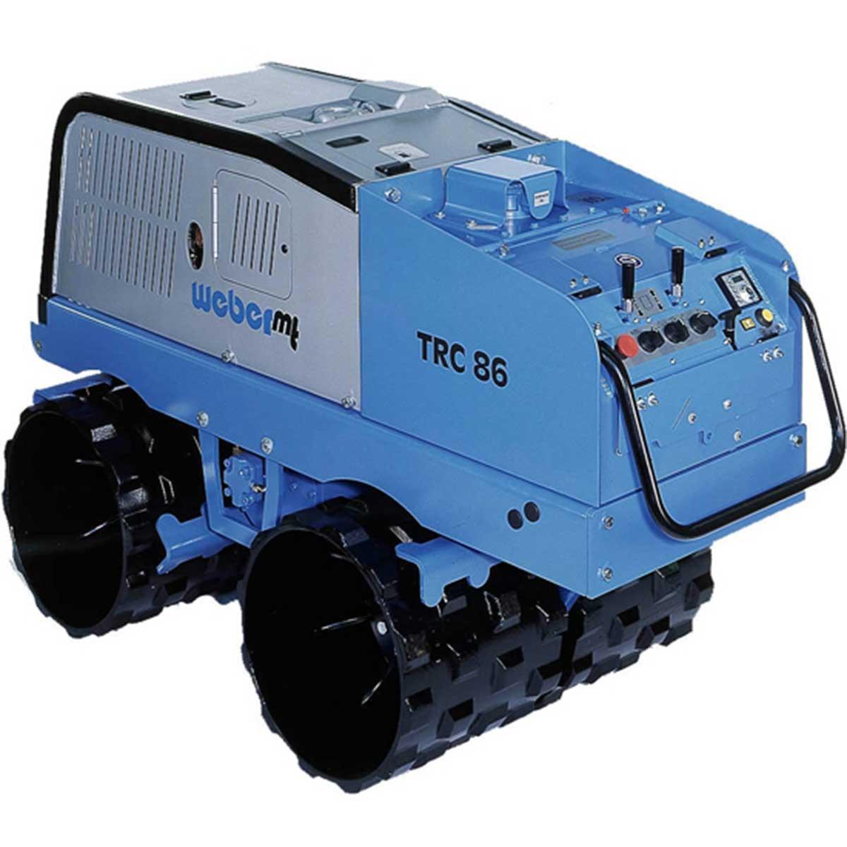 Weber mt TRC Trench Roller Diesel