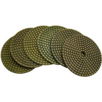 Diamant Boart 5 inch Wet Concrete Polishing Pads
