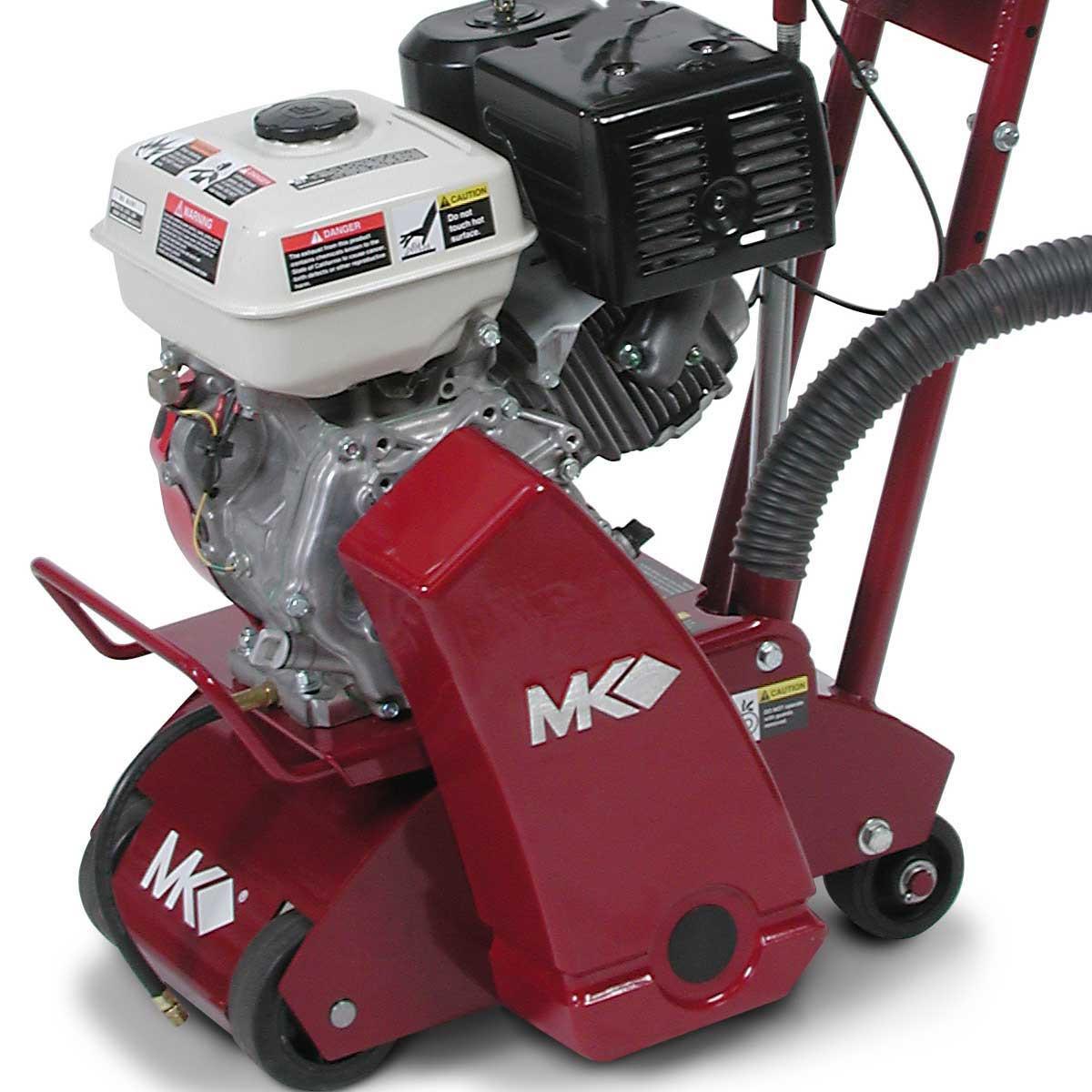 MK-SG-9 Honda Gas 8 inch Scarifier