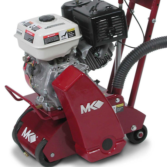 MK Diamond Gas 8 inch Scarifier