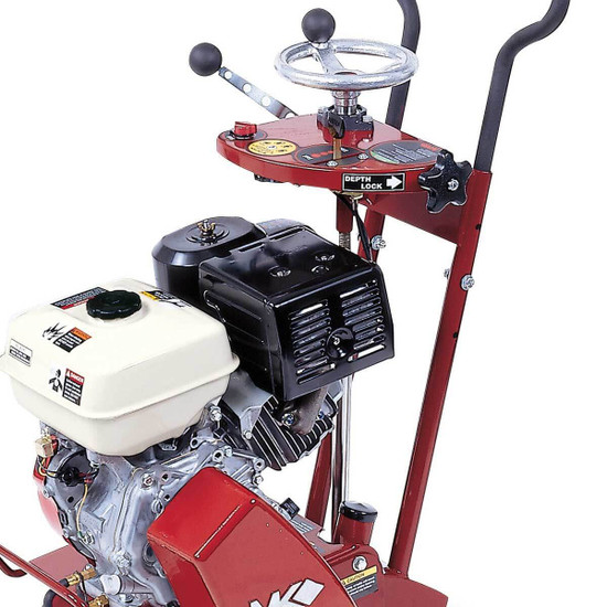 MK Diamond 8 inch Scarifier Honda GX270 Gas Engine