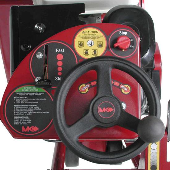 158942 MK-SG-9 Honda Gas 8 inch Scarifier