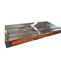 Husqvarna Tile Saw Galvanized Water Pan
