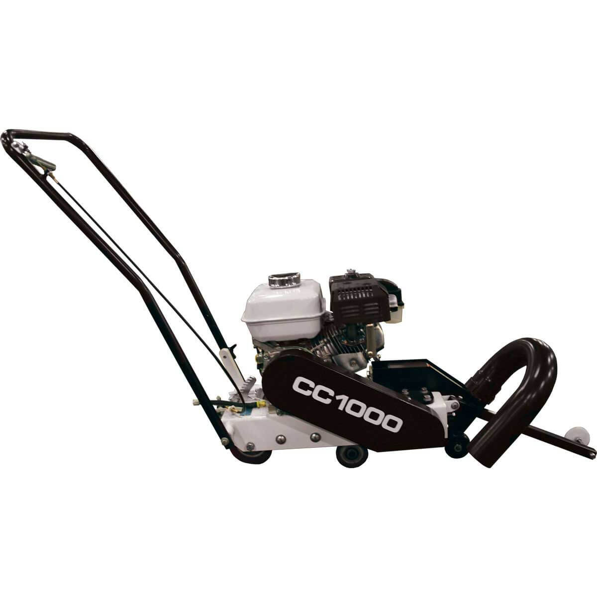 Core Cut CC1000 green Concrete Saw