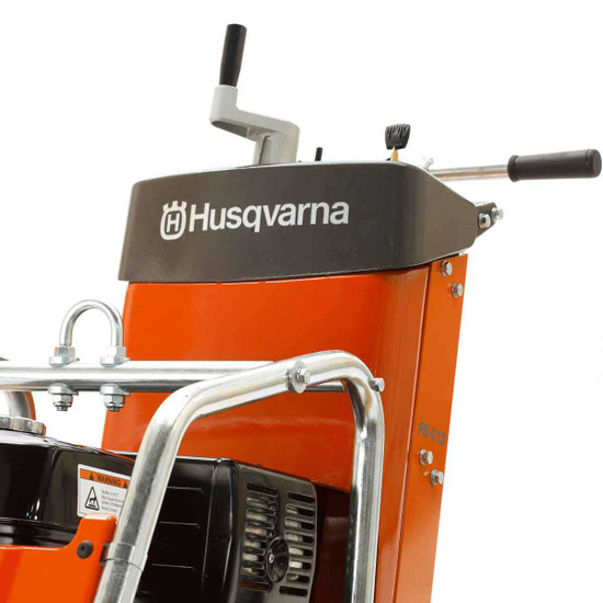 Husqvarna FS413 depth control wheel