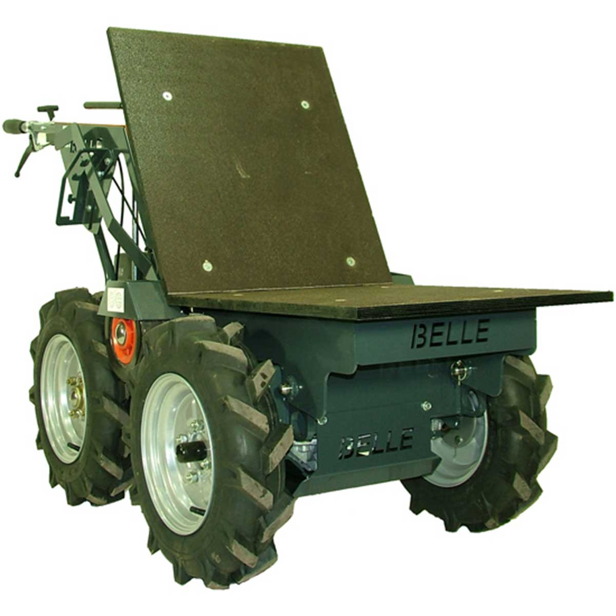 OPD/01/DIO Flatbed for BMD 300 Mini Dumper
