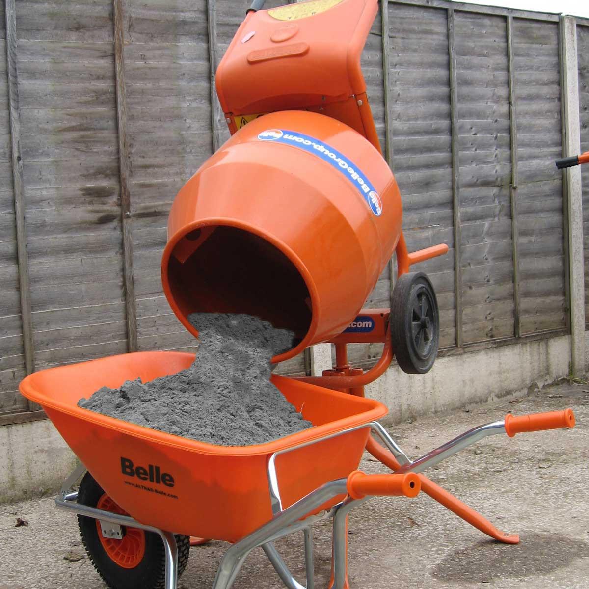 Altrad Belle Minimix Concrete dump