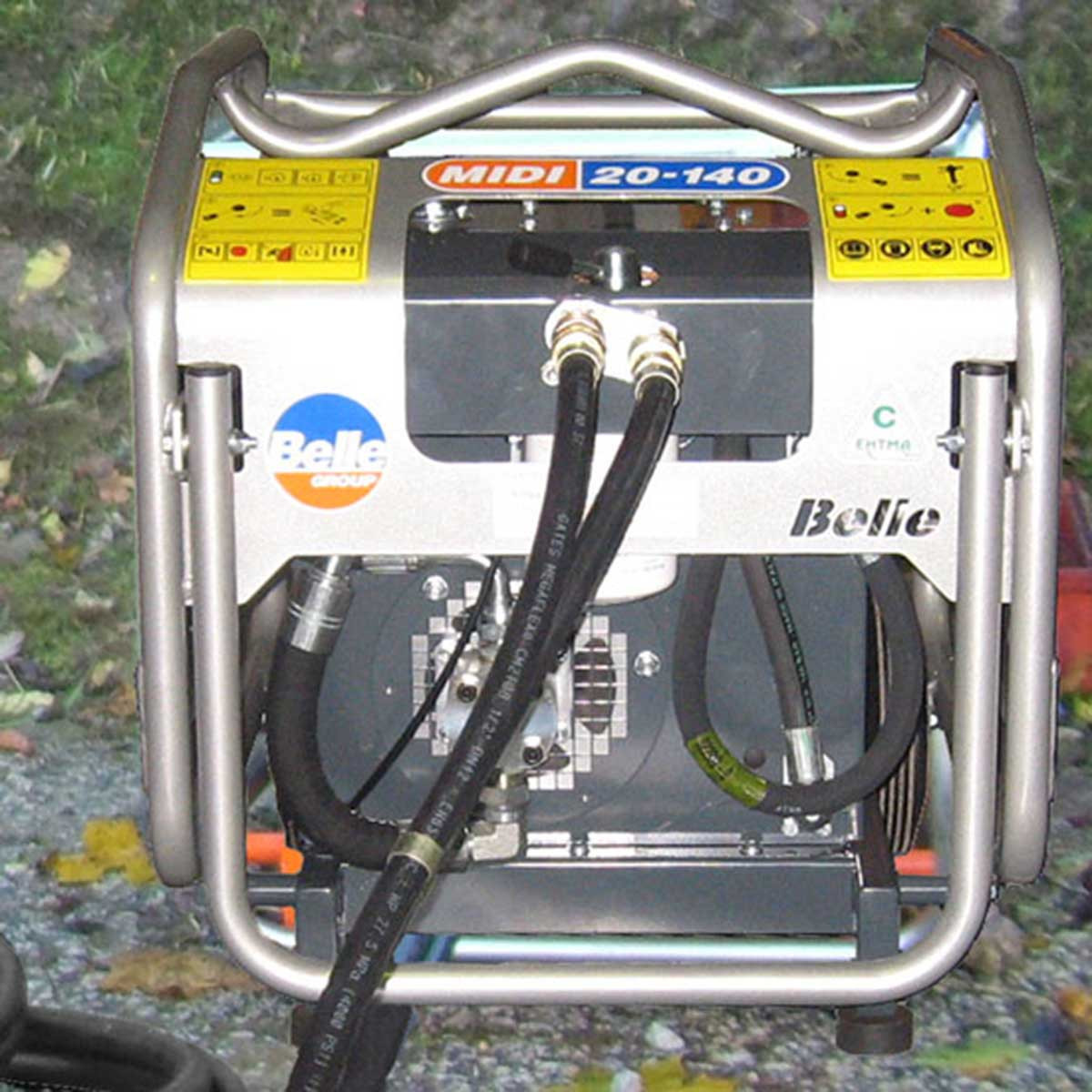 Belle Hydraulic Packs