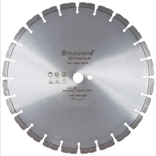 Husqvarna F910C Blades for Concrete