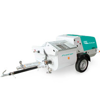 Imer Silent 300 Spray Grout pump