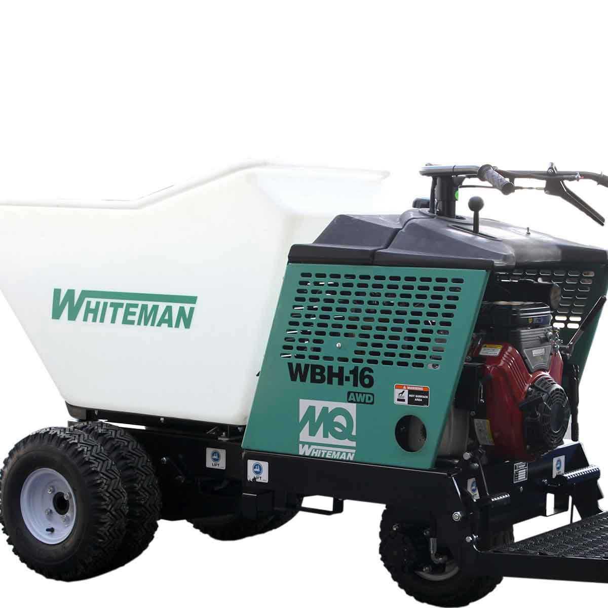 Multiquip Whiteman WBH-16 Concrete Buggy  Contractors Direct