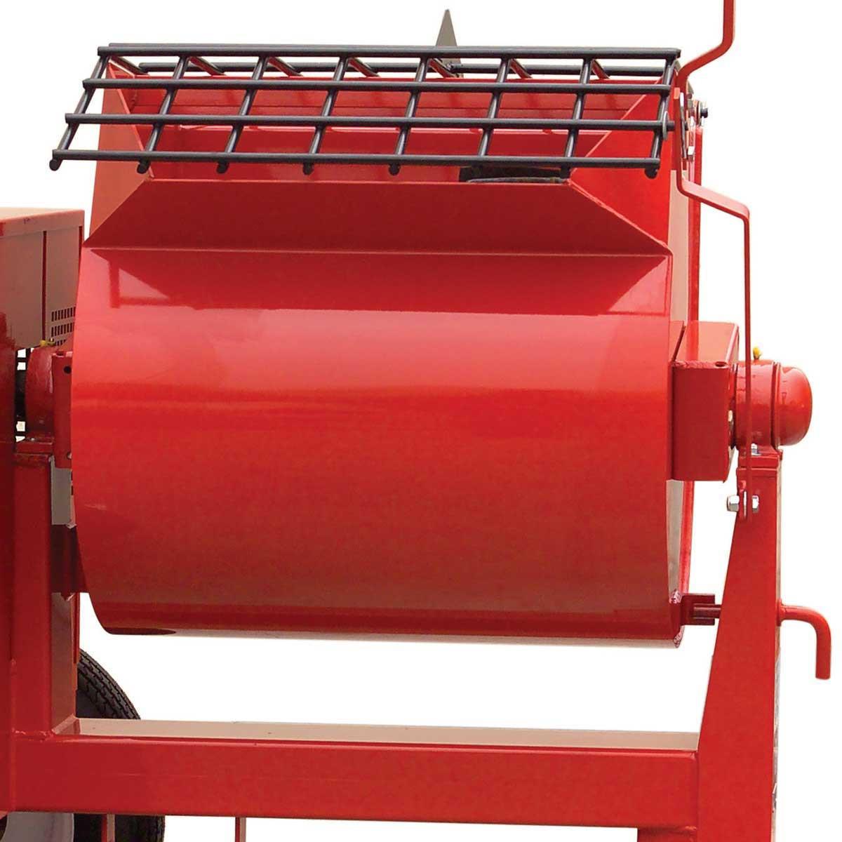 Multiquip Whiteman Steel Drum