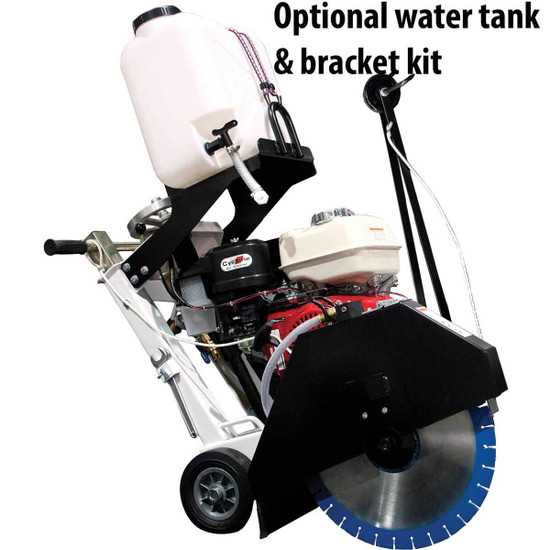 Core Cut CC1300XL with Optional Water Tank