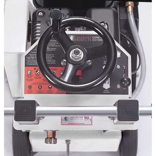 Core Cut CC1300XL Handle and Control Panel