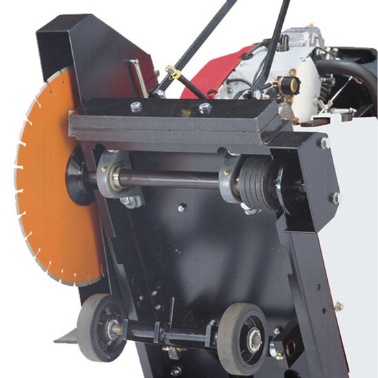 Core Cut CC1800XL Wheel Kit and Diamond Blade
