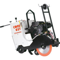Core Cut CC2500 Self-Propelled saw