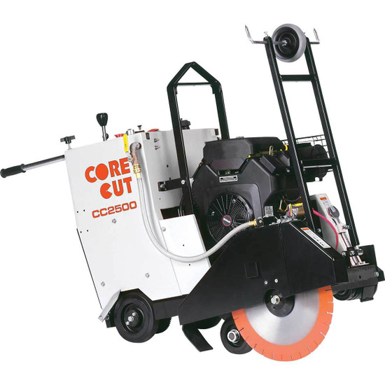 Core Cut CC2500 Self-Propelled Saw