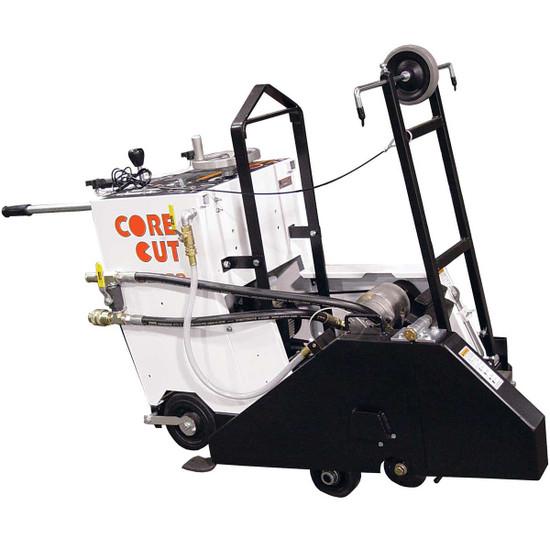 Core Cut CC2500 Concrete Saw