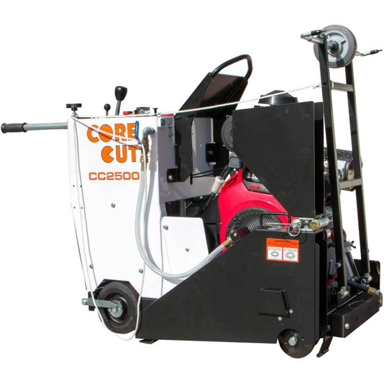 Core Cut CC2500 Gas Powered Saw