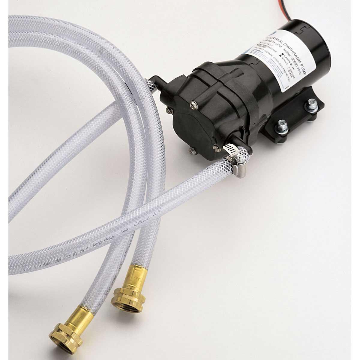 Core Cut CC3500 Floor saw pump