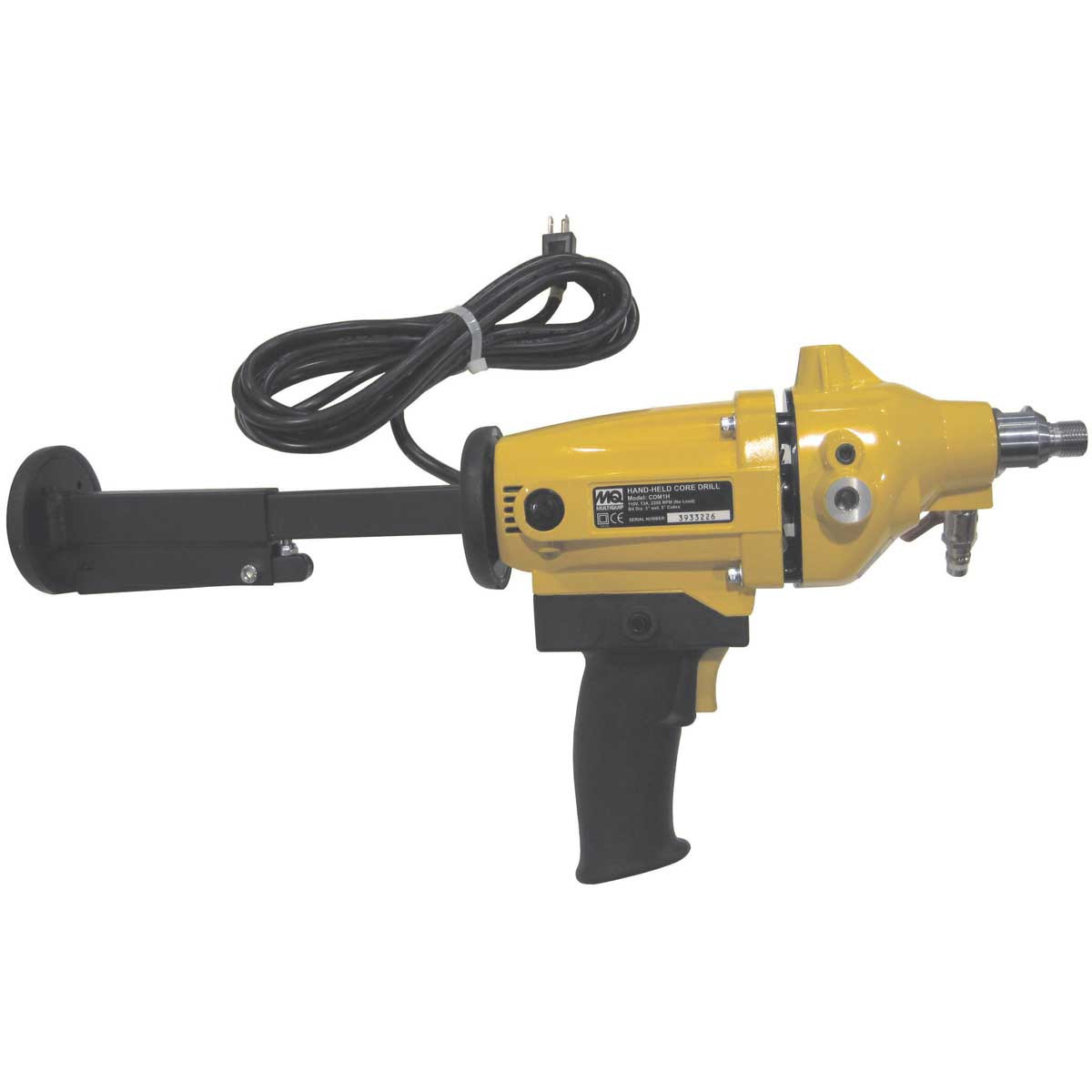 Multiquip CDM1H Wet Core Drill